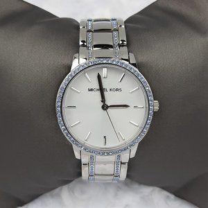 Michael Kors Women's Melissa Watch/Silver